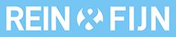 Rein en Fijn – Schoonmaak- en glazenwasbedrijf Logo